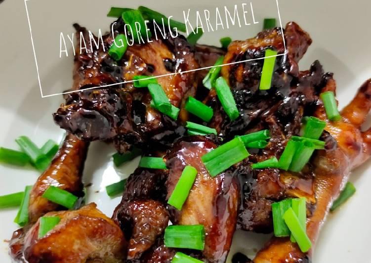 Ayam Goreng Karamel