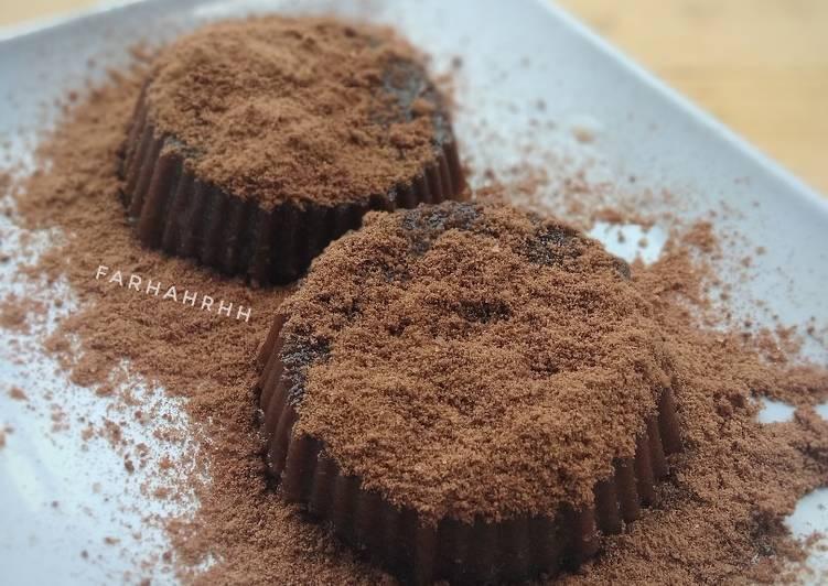 410. Milo Lava Cake