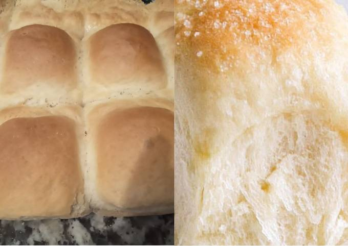 Step-by-Step Guide to Prepare Favorite Soft pillow dinner rolls