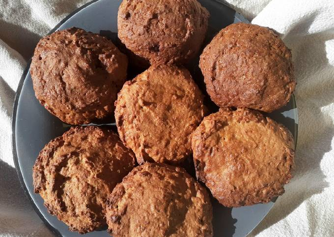 Les biscuits moelleux aux pois chiches !