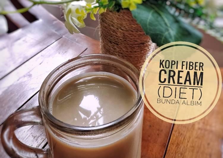 Kopi Fiber Cream (DIET)