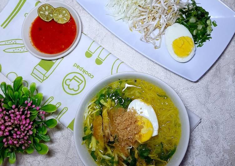 Soto Koya Lamongan - cookandrecipe.com