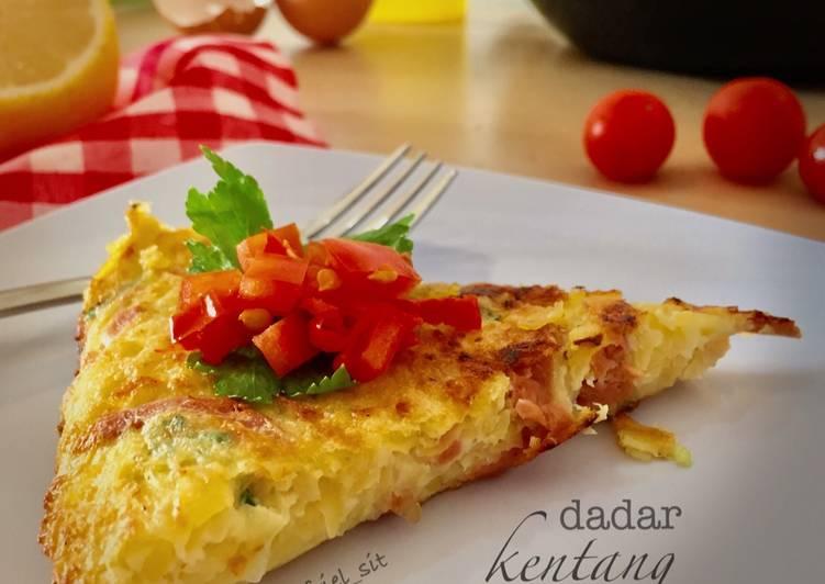 Dadar kentang (#pr_kentang)