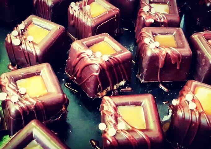 Gâteaux aux chocolat