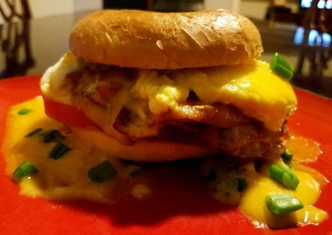 Mike's Big Breakfast Nasty!