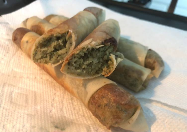 Step-by-Step Guide to Make Perfect Falafel cigar