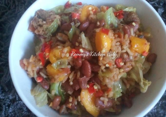 Carribean Rice #MyUniqueRice contest
