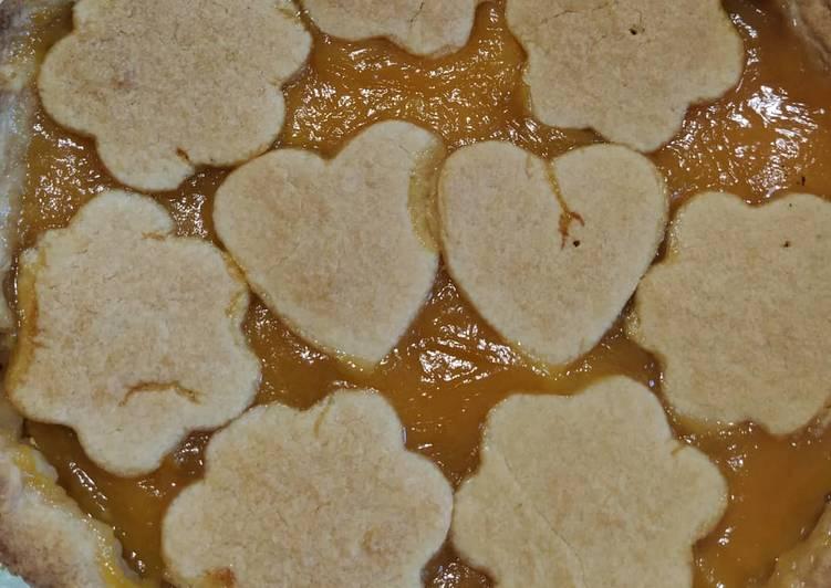 Ricetta Crostata di marmellata di susine gialle