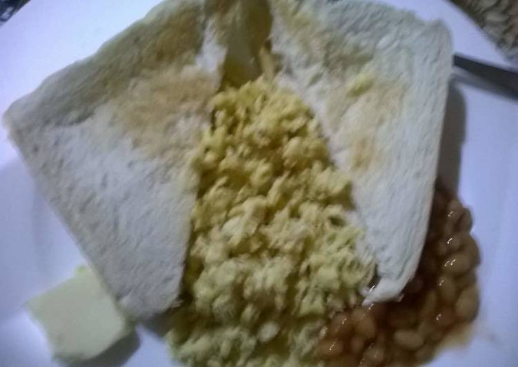 Easiest Way to Make Award-winning Breakfast Toast Bread