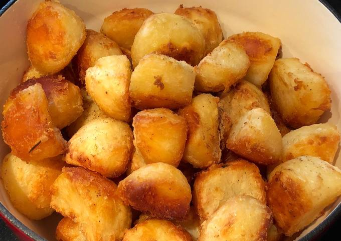 Roast Potatoes made for only the best