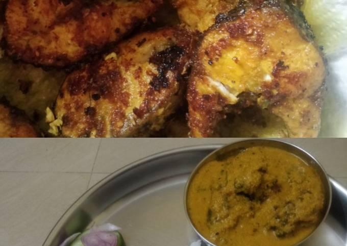 Recipe: Appetizing Fish curry Mom Recipe