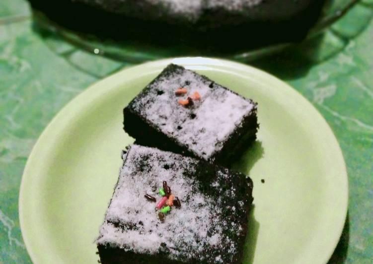 Brownies Kukus No Mixer Super Moist