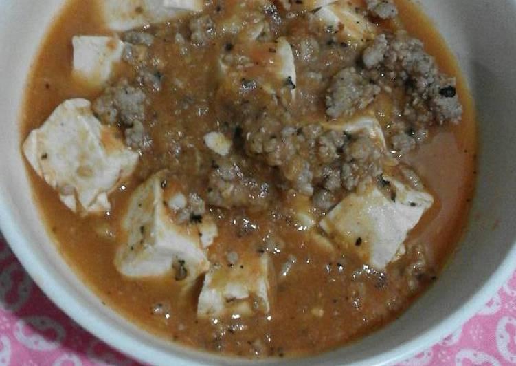 Sup Tomat Daging Lada Hitam
