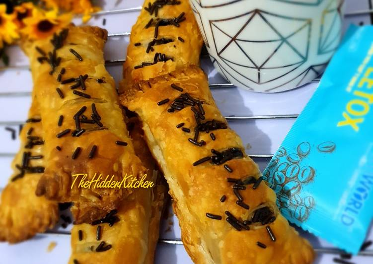 Chocolate Croissant Express!