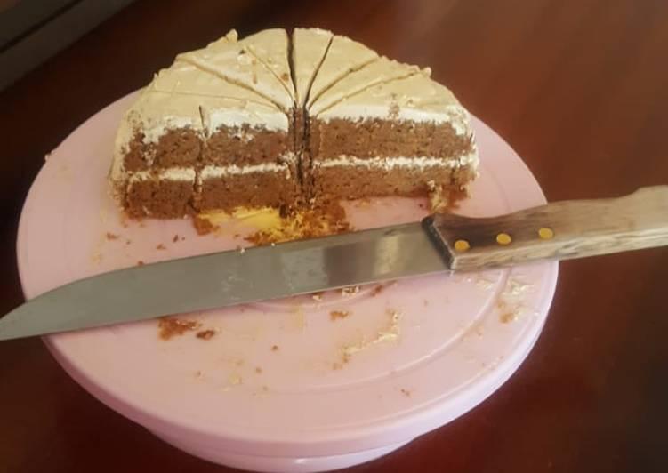 Carrot cake #author marathon