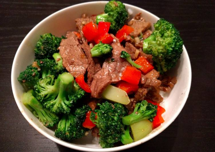30 Minute Step-by-Step Guide to Prepare Refreshing Beef Stir Fry