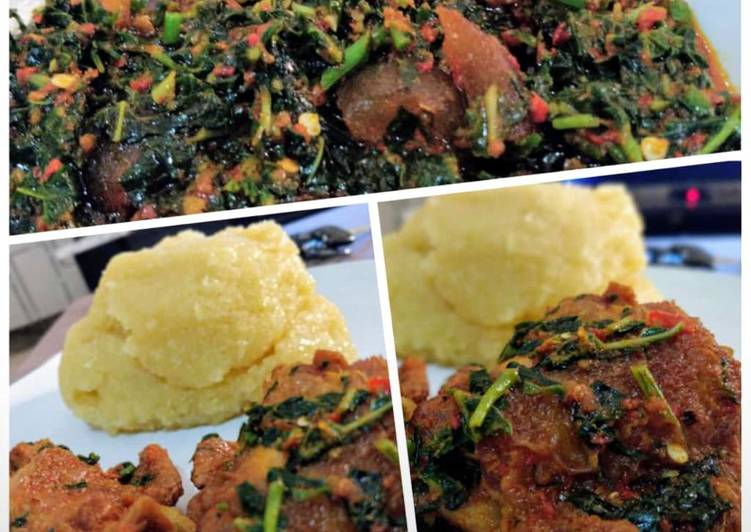 Information on How to Boost Your Mood with Food Efo Riro