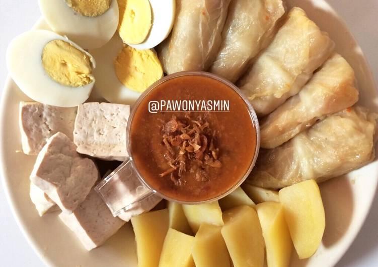 Bumbu Kacang Untuk Batagor/Siomay