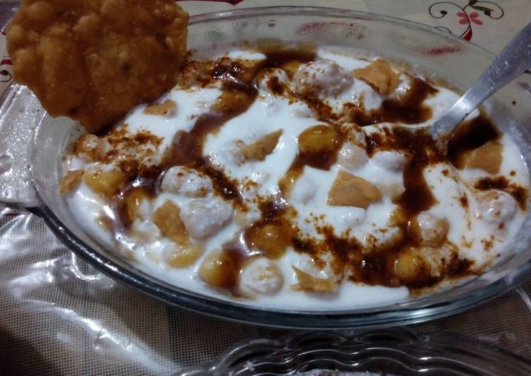 Recipe of Award-winning Dahi bary(dahi phulki)