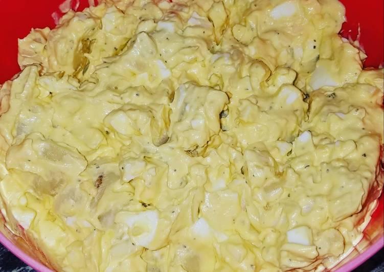 GG's Potato Salad