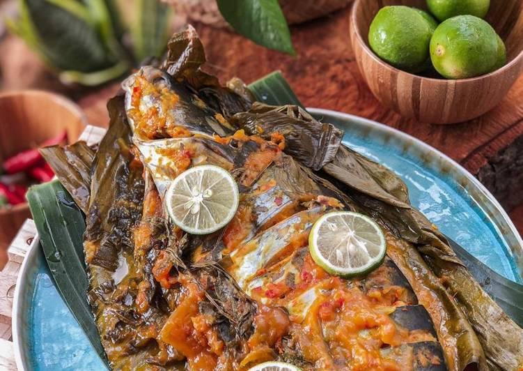 Pais Tempoyak Ikan Patin