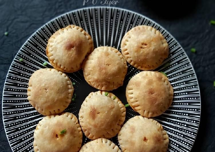 Whole Wheat Mini Hand-Pies