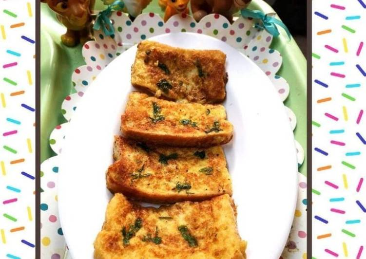 Easiest Way to Make Favorite Savory Toast