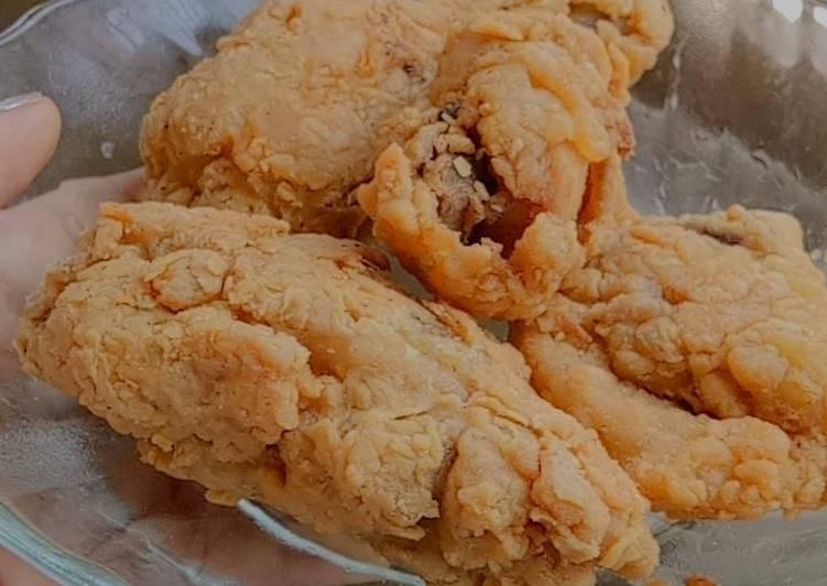 Ayam Crispy KFC kw