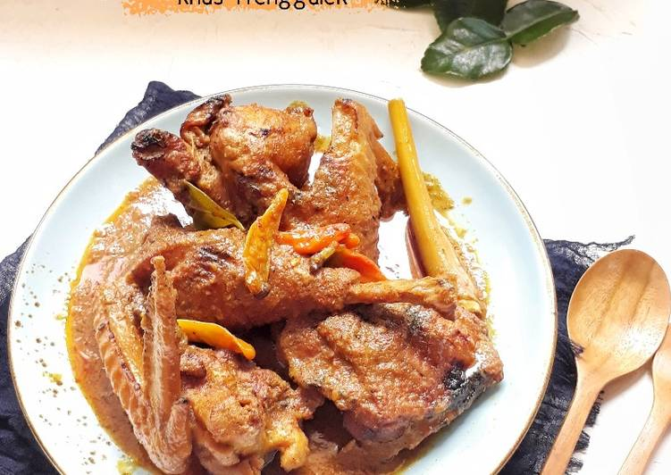 Ayam Lodho khas Trengalek