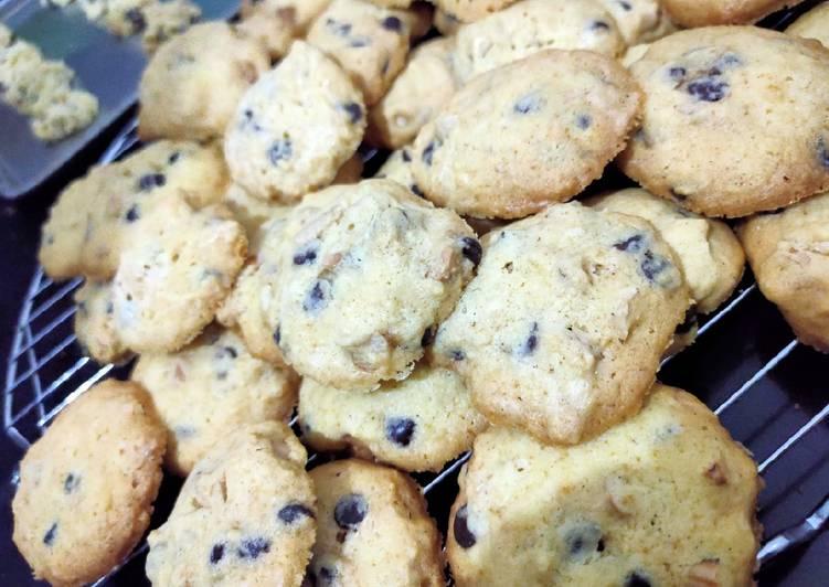 Cookies Vanilla Chocochip Mede