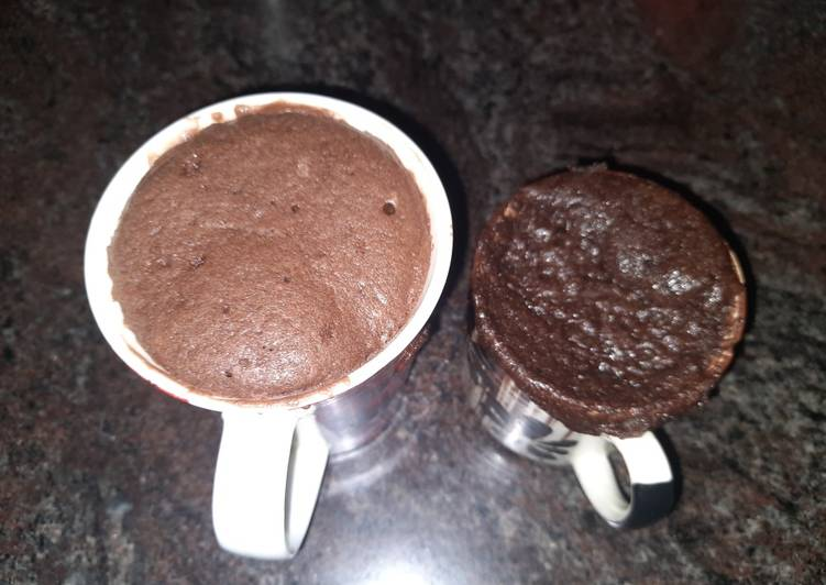 How to Make Yummy Mug cake recipe