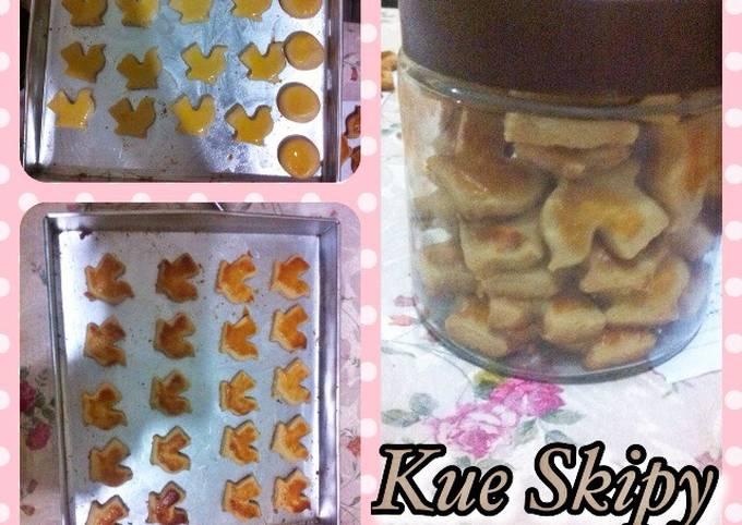 Kue Lebaran Skippy Ala Nanda-Nda