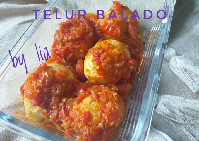 Balado Telur