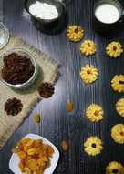 41 Resep Semprit Mawar Blue Band Enak Dan Sederhana Cookpad
