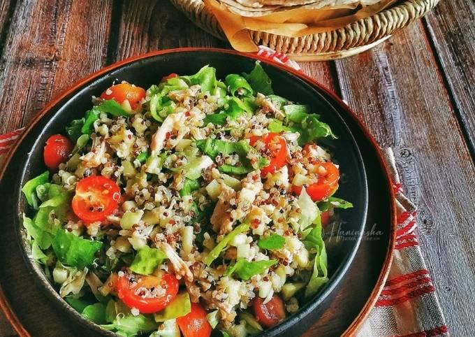 Quinoa Salad #PhoPbyLiniMohd
