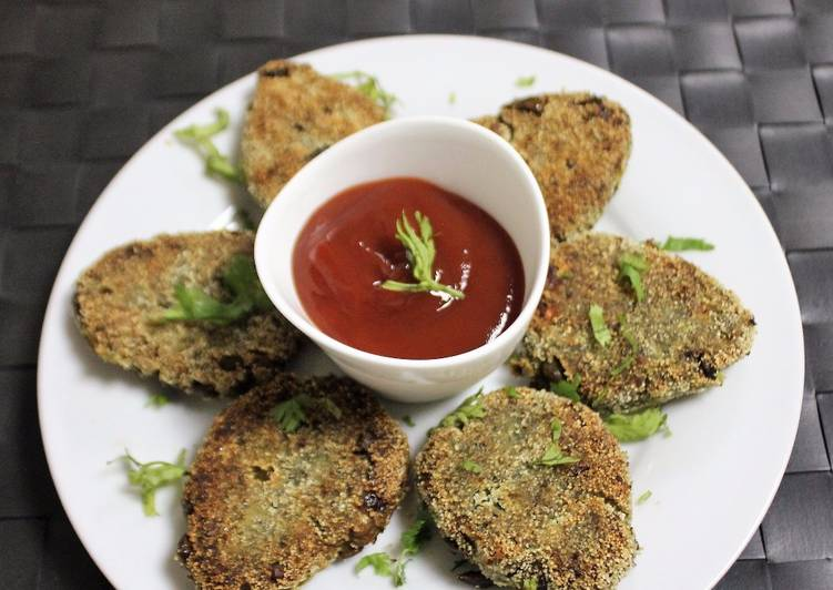 Easiest Way to Prepare Top-Rated Vegetable Cutlet - From Leftover Mixed Vegetable Curry