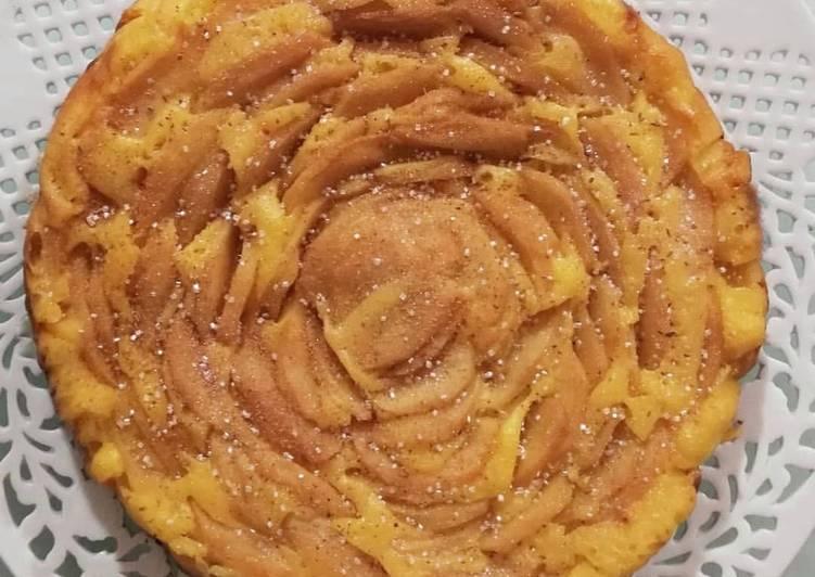Torta di mele in padella 🌷