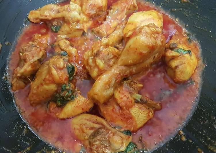 Resep Gulai ayam Anti Gagal