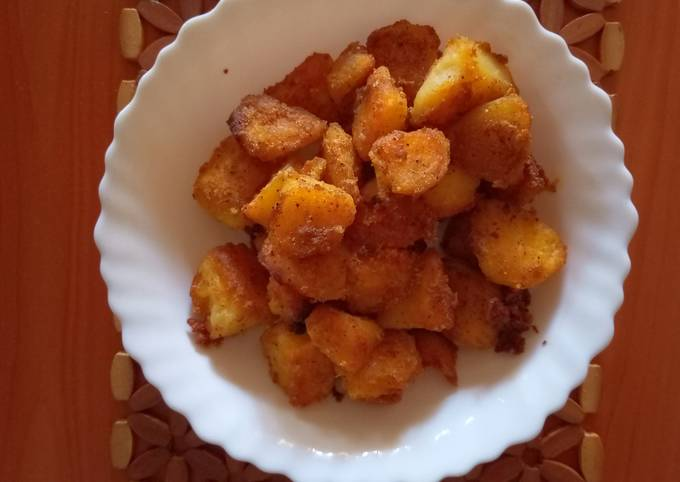 Pan Roast Potatoes