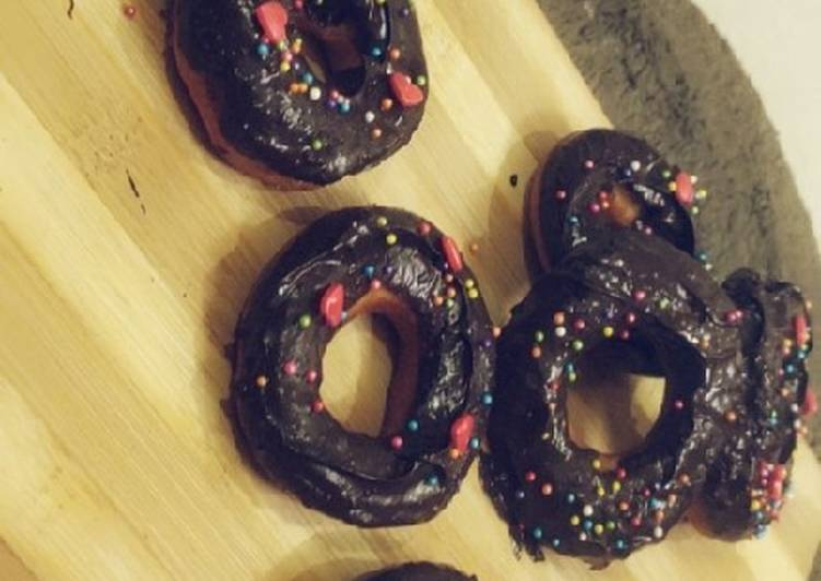 Recipe of Any-night-of-the-week Donuts