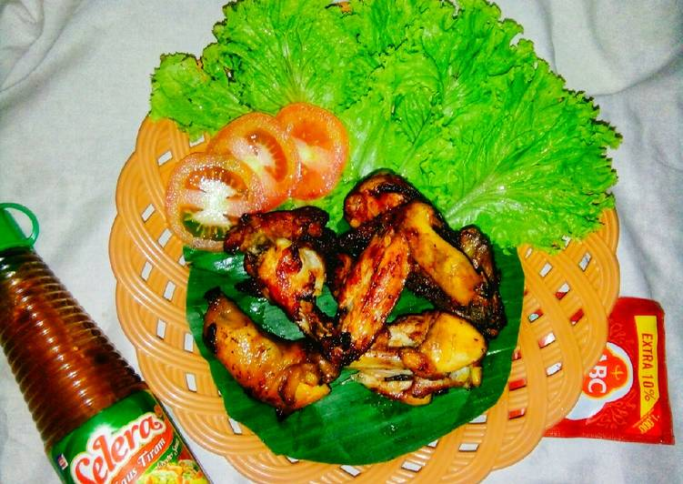 #Ayam goreng saus tiram