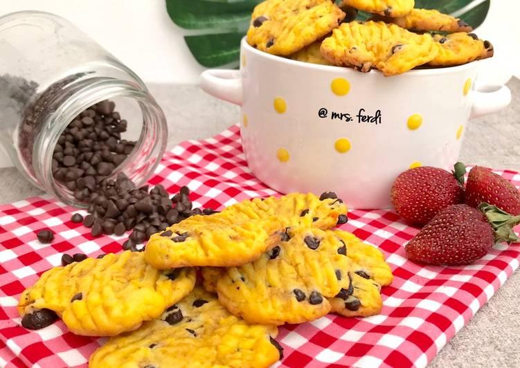Pumpkin cookies 🍪