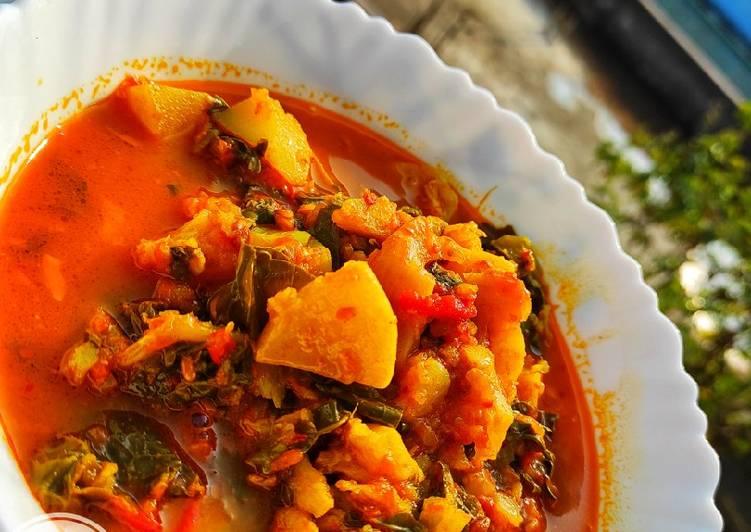 25 Minute Recipe of Diet Perfect Shalgam ki sabzi Turnip curry