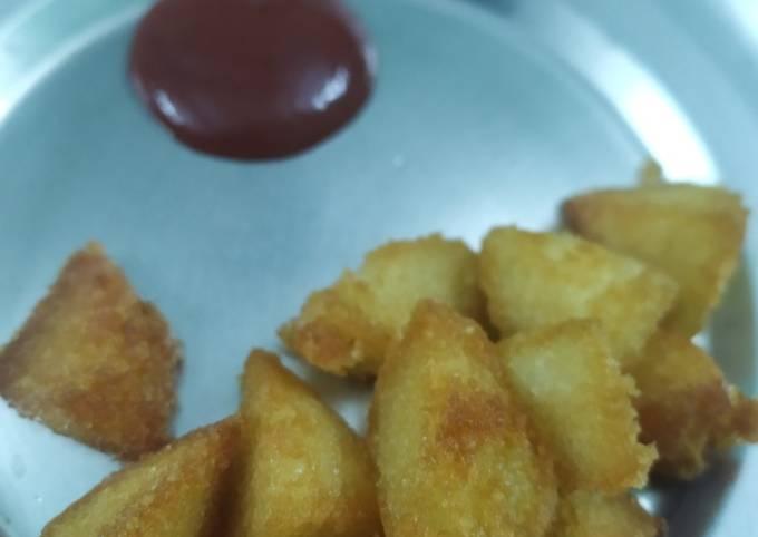 Fried Idli Snack