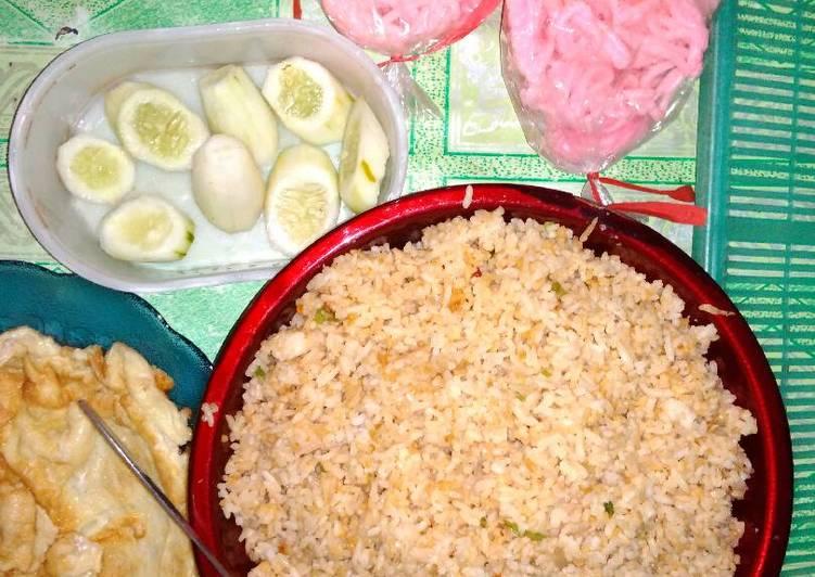 Nasi Goreng Sederhana Ala Bumil