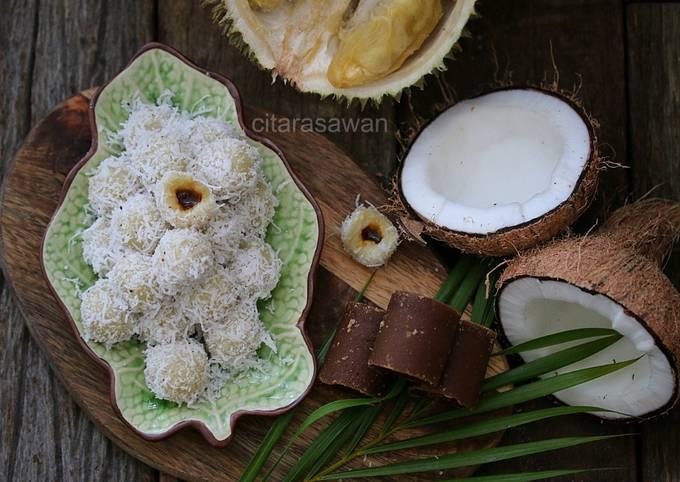 Onde Onde Durian #Durian