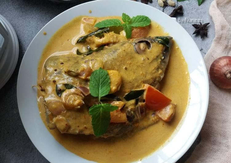 Kari Ikan Tongkol - resepipouler.com