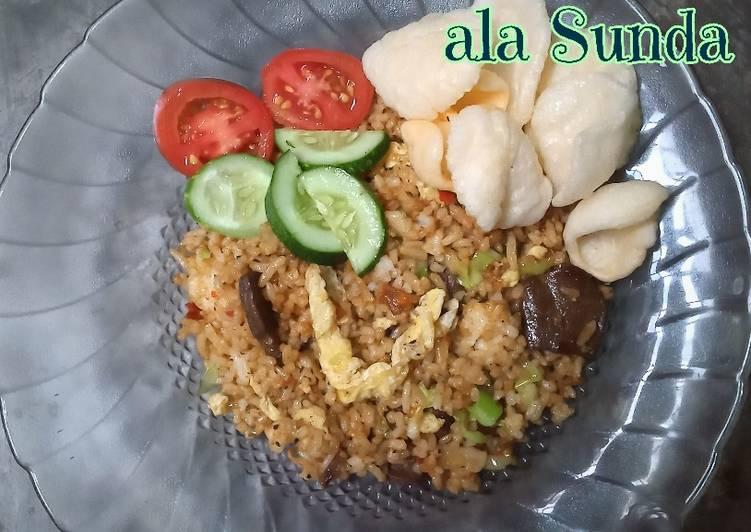 Nasi Goreng Kencur ala Sunda