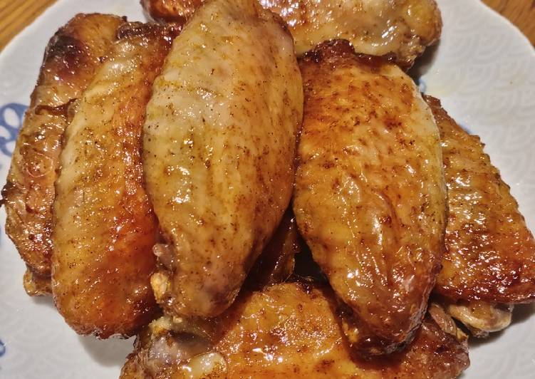 Honey Glaze Wings