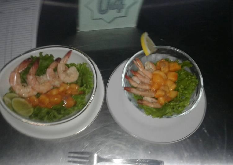 Resep Shrimp Cocktail Oleh Agustina Nurmalasari Cookpad